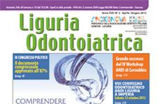 Liguria Odontoiatrica Aprile-Giugno 2012