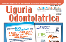 Liguria Odontoiatrica Gennaio-Marzo 2012