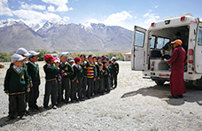 Arriva dal Ladakh l'appello a devolvere il 5x1000 a Fondazione ANDI