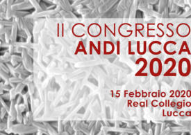 ANDI Lucca - Congresso 2020