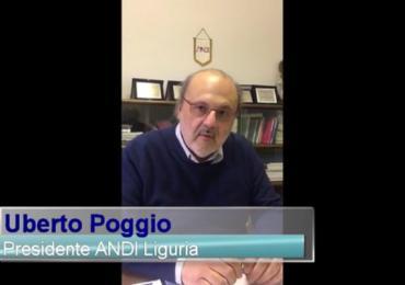 Uberto Poggio Presidente ANDI Liguria