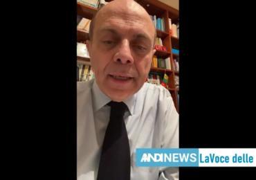 Evangelista Giovanni Mancini Presidente ANDI Lombardia
