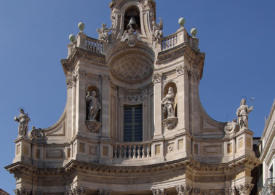ANDI Catania - Santa Messa Pontificale in onore di Santa Apollonia