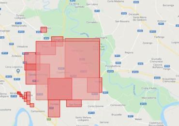 DISPOSIZIONI PER I COMUNI ALL'INTERNO DELLA ZONA ROSSA