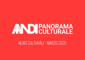 News culturali – Marzo 2020