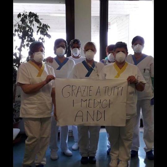 Il grande cuore dei dentisti di ANDI Mantova