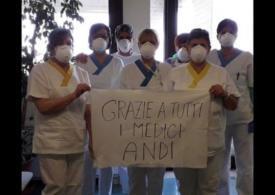IL GRANDE CUORE DEI DENTISTI ANDI - MANTOVA