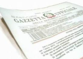 Pubblicato in Gazzetta Ufficiale il Decreto legge liquidità e credito