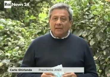 L'intervista di Carlo Ghirlanda su RaiNews24 - Basta la Salute