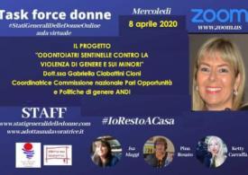 """""""Dentisti sentinella contro la violenza di genere"""": non si ferma l'impegno di ANDI e Fondazione ANDI"""
