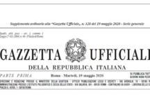 Contributo a fondo perduto art. 25 Decreto Rilancio pubblicato in Gazzetta Ufficiale il 19 maggio 2020 su indennità euro 600
