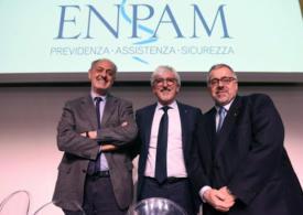 L'odontoiatria conferma la sua presenza nel CdA Enpam