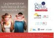 ORAL CANCER DAY 2020: DALLA PIAZZA FISICA ALLA PIAZZA VIRTUALE