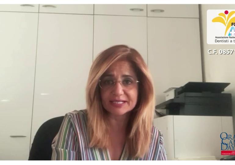 Sabrina Santaniello per Fondazione ANDI onlus