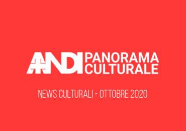 Panorama Culturale 19 Ottobre 2019